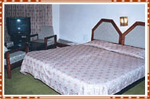 Guest Room at Hotel Paradise, Mysore